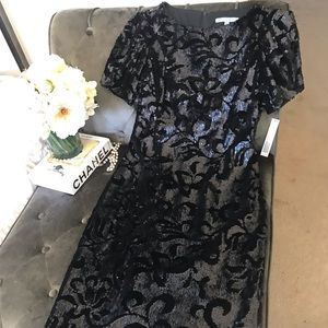 "NWT ""ANTONIO MELANI"" DRESS SIZE 8"
